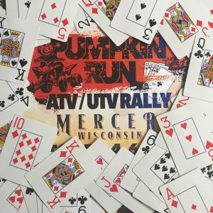 poker run cards
